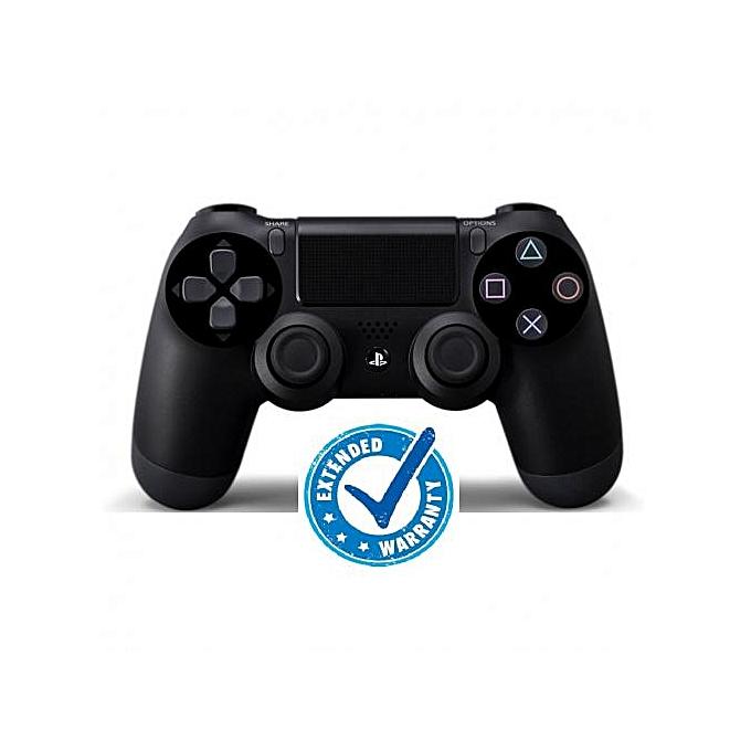 PS4 Controller Pad - PlayStation 4 DualShock 4 Wireless Controller - Jet Black