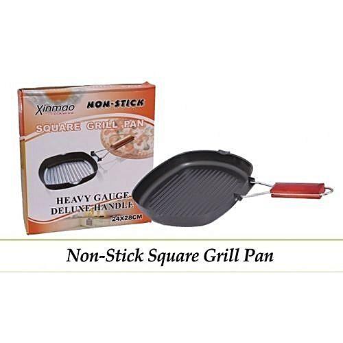 Non Stick Square Grill Pan