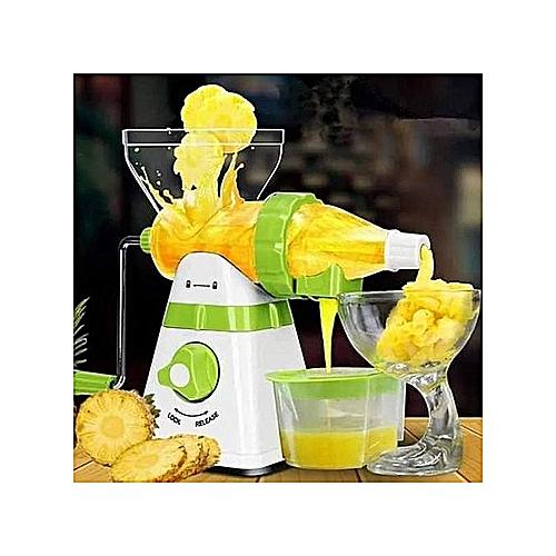 Manual Juice Extractor - Green