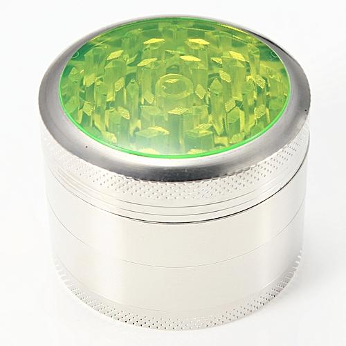 Crusher Herb Spice Tobacco Grinder (green)