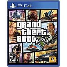 Playstaion 4 Games Grand Theft Auto - GTA V, used for sale  Nigeria