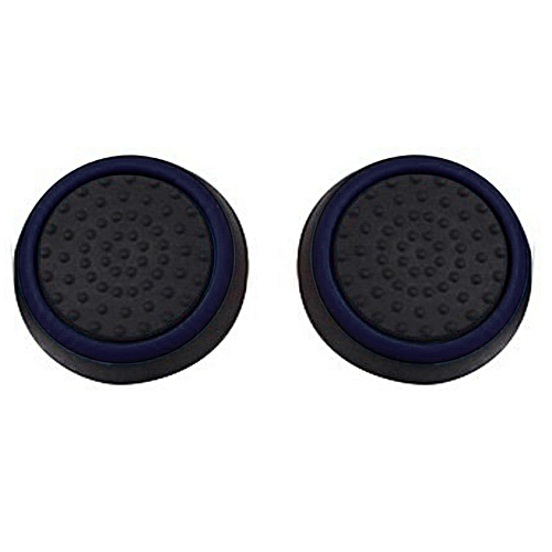 Practical 1 Pairs Luminous Silicone Gel Thumb Grips Caps For Nintendo Switch Controller