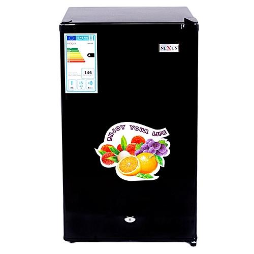 NX-125 Refrigerator 100 Litres) - Black