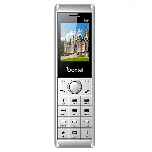 Great One-20000 MAh Dual Torch Light Phone-Silver