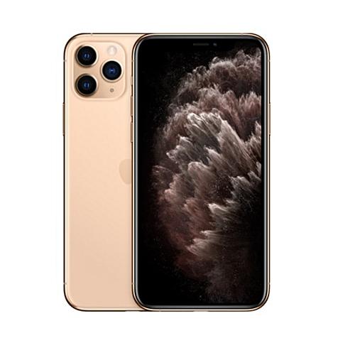 IPhone 11 Pro Max 6.5-Inch Super Retina XDR OLED (4GB RAM, 64GB ROM),iOS 13, (12MP+12MP+12MP)+12MP 4G LTE Smartphone - Gold