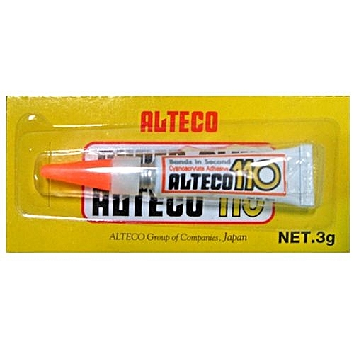 Alteco 110 Super Glue 3gm