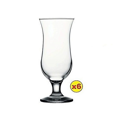 Holiday Cocktail Glassware - 6pcs