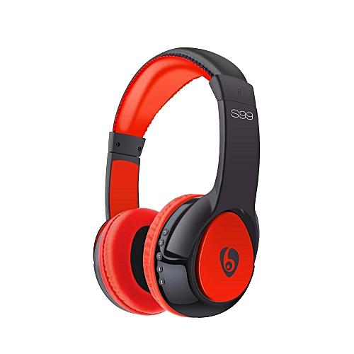 S99 Light Weight Head Wearing Bluetooth Headphone