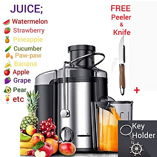 Multi-Fruit Juice Extracting Machine- Juice Extractor