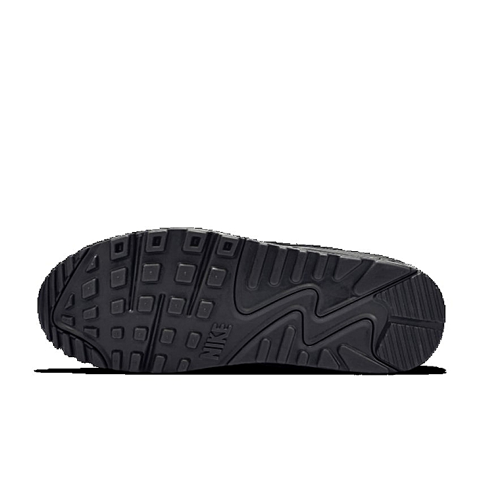 b93d6e580901 Air Max 90 Essential Black Shoes Air Max 90 Essential Black Shoes ...