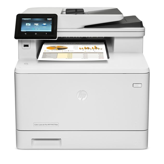 hp color laserjet pro mfp m477fdn cf378a buy online jumia nigeria. Black Bedroom Furniture Sets. Home Design Ideas