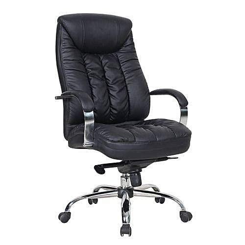 Office Chair President (Z086X) Executive - Black