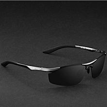 19deaaebe4 VEITHDIA VT6529 Brand Designer Rimless Mens Aluminum Sunglasses Polarized  Male Sun Glasses Oculos De Sol Masculino