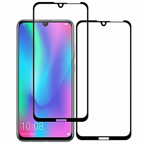 Huawei Y7 Prime 2019 Screen Protector, Tempered Glass For Huawei Y7 Prime (2019)