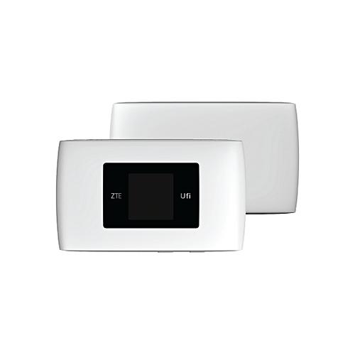 White Portable 4G LTE Wifi Mifi Modem MF920VS