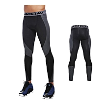 489e8082619c4 Men's Compression Fitness Workout Sports Cool Dry Tights Running Legging  Pants