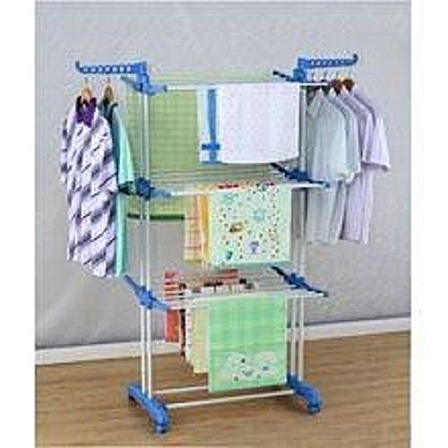 3 Layers Clothe Dryer With Free Pegs