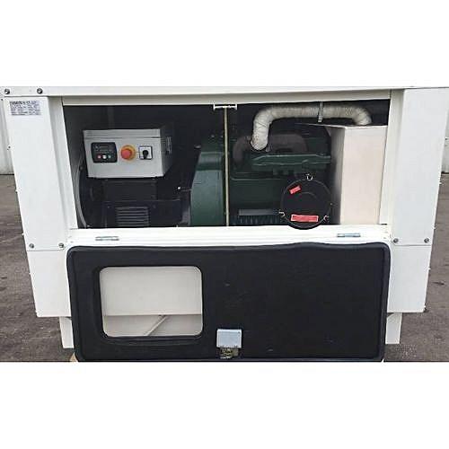 17 5 KVA Sound Proof Diesel Generator LG3TR3M/EG - White