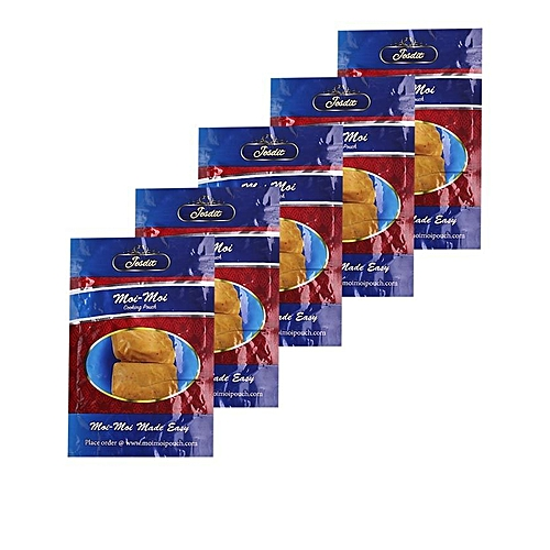 Pack Of Moi-Moi Cooking Pouch- 50 Pcs