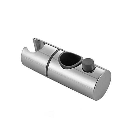 Replacement ABS Chrome Shower Rail Head Slider Holder Adjustable Bracket Bathroom Accessories Specification:Aperture 22mm