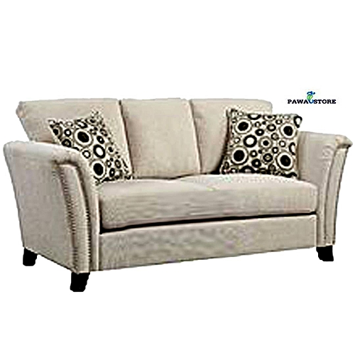 PAWA FURNITURE CREAM 7 Seater Sofa. 'ORDER NOW AND GET A FREE OTTOMAN'(Delivery To Only Lagos Costomers).