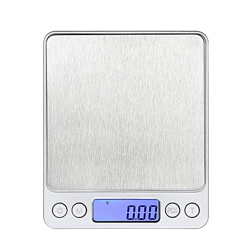Meco Digital LCD Kitchen Scale Diet Food Postal Mailing Jewelry 3kg/ 0.01g Electronic