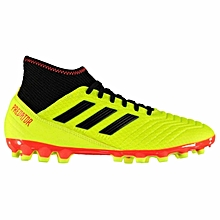 3cfef87af2d9e Adidas Predator 18.3 AG Yellow Football Boots   Soccer Shoes