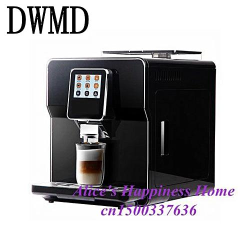 DMWD High Quality Fully Automatic Cappucinno ,latte,espresso Coffee Maker Machine Coffee Maker