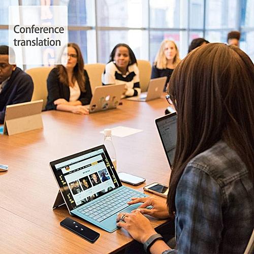 4.2 Smart Translator Portable Smart Voice Translator Intelligent Real Time Interpreter Dating Translator QLANG