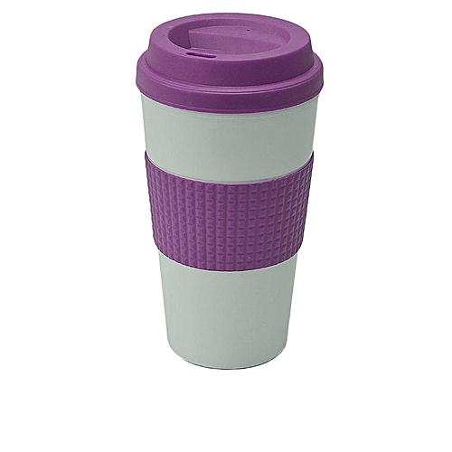 Double Wall Mug - Purple
