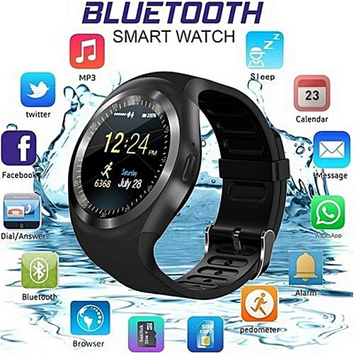 Smart Watch Fitness Tracker Sleep Monitor Calories Track