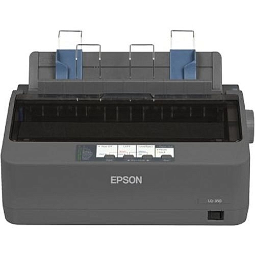 24-Pin - Dot Matrix LQ 350 Black & White Printer