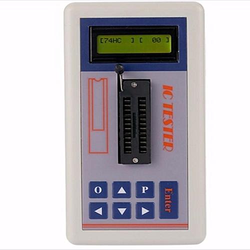 Transistor Test Integrated Circuit IC Tester Meter MOS PNP NPN FET Detector