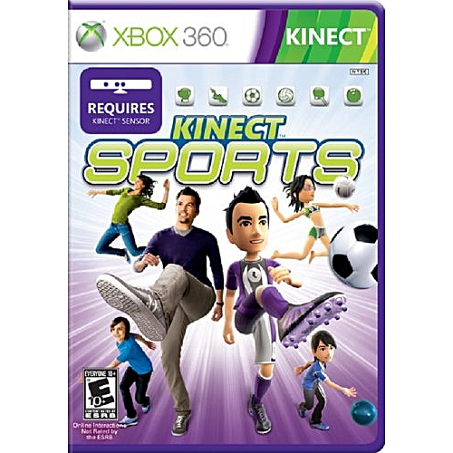 Kinect Sports Xbox360
