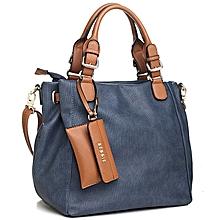 Bessie Canvas Bag Blue