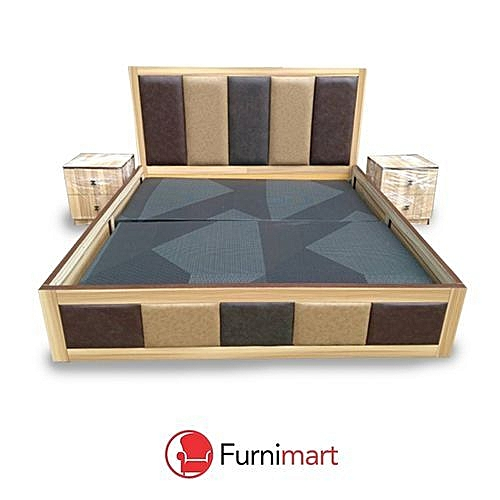 6/6 BED FRAME (DELIVERY LAGOS ONLY)