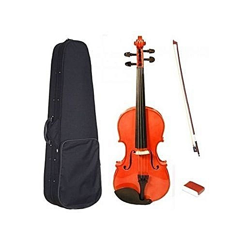 Violin With Complete Accessories - Full 4/4