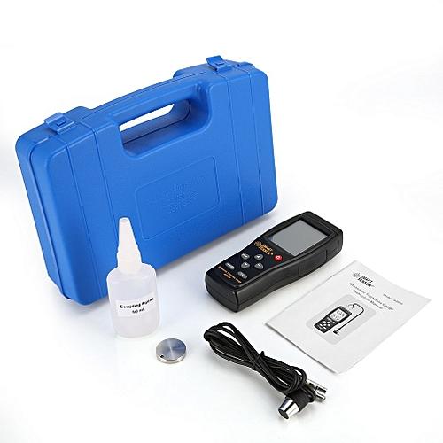 SMART SENSOR AS850 Ultrasonic Thickness Gauge Tester Sound Velocity Meter
