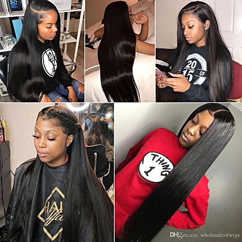 Frontal Wig Straight Lace Frontal For Black Women