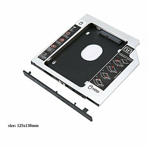 SATA3.0 Hard Disk Drive Optical Bay CD Driver SIl