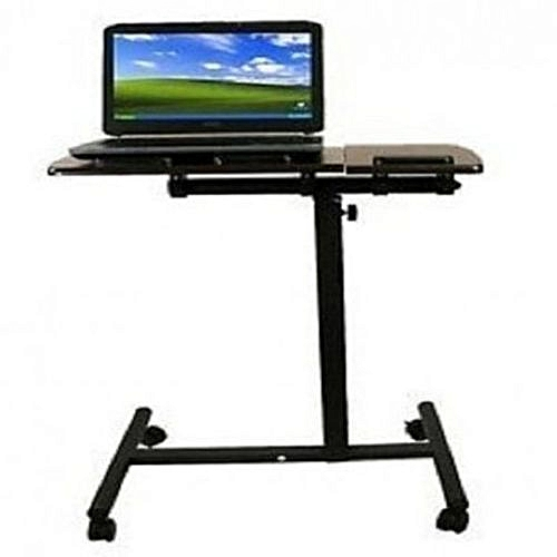 Mobile Computer/Laptop/Reading Table With Wheel