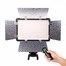 Godox LED308C II 3300-5600K LED Video Studio Light W/ Remote Control &Barndoor For Canon Nikon Panasonic JVC Camera Camcorder DV for sale  Nigeria