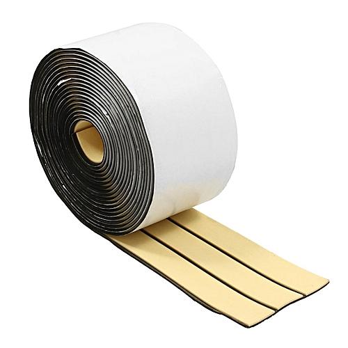 125X17X0.5cm Flooring Synthetic Foam Teak Sheet Boat Decking Self-Adhesive