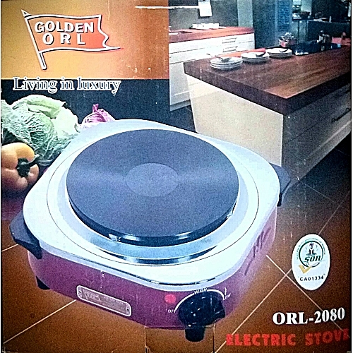 ORL Electric Stove