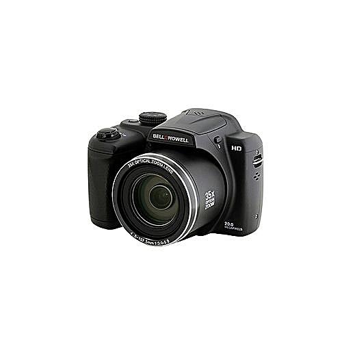 20MP Superzoom Digital Camera With 35X Wide-angle Optical Zoom B35HDZ