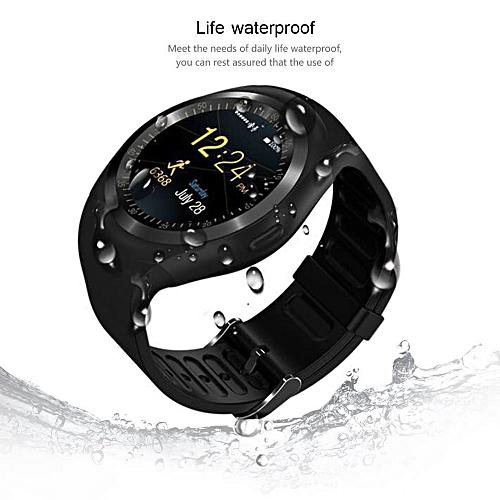 Smart Watch GSM Sim Remote Camera Display Sport WristWatch