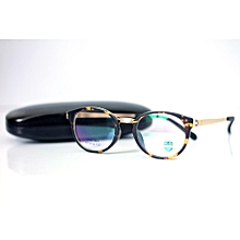 f812ce4d64b Prescription Eyewear Frames Unisex - Animal Print