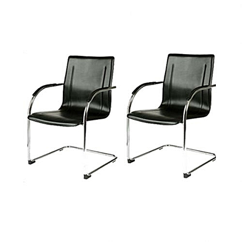 Conference Visitor Office Chair - Set Of 2
