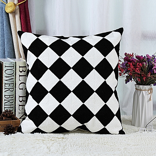Decorative Knot Throw Pillow Covers For Sofa Bedroom Car 45 X 45 Cm