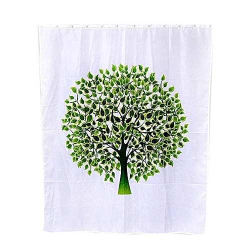 Dtrestocy Custom Fabric Waterproof Bathroom Shower Curtain D